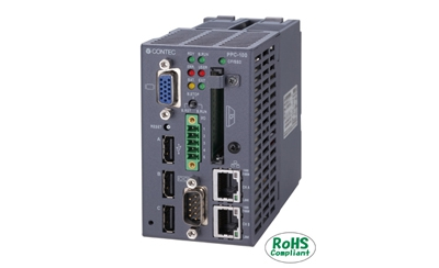 Nuevo PLC  PPC-100 ofrece funcionalidad de la PC a la serie MELSEC-Q
