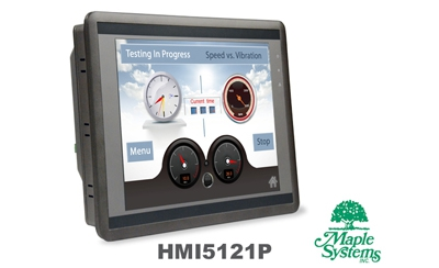 Nueva generacin de HMI ofrecen alta resolucin con12 &quot;