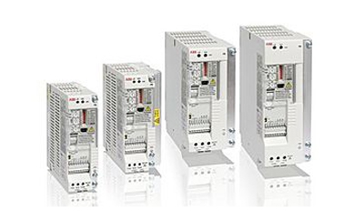 Microconvertidores de frecuencia ABB ACS55 - 0,18 a 2,2 kW / 0,25 a 3 CV 