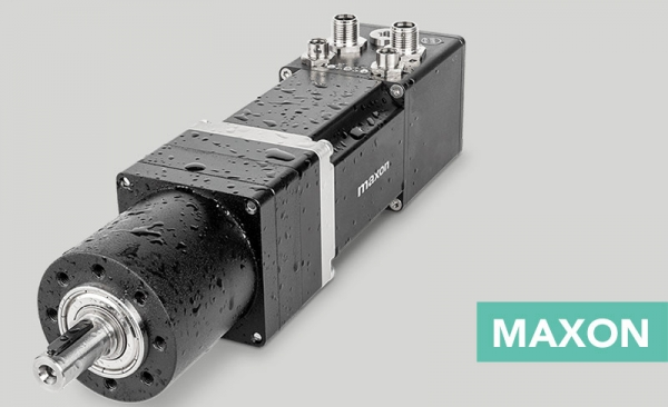 MAXON - Controlador multieje y motores brushless