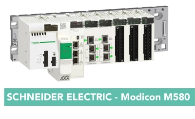 SCHNEIDER ELECTRIC - Modicon M580