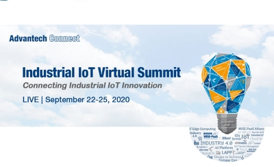 Advantech IIoT Virtual Summit pone el foco en IA e IIoT