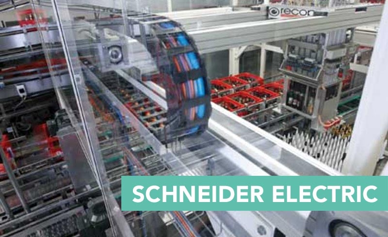 SCHNEIDER ELECTRIC - IIoT para la transformación digital y sostenible
